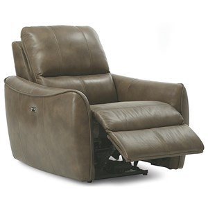 Contemporary Power Wall Hugger Recliner