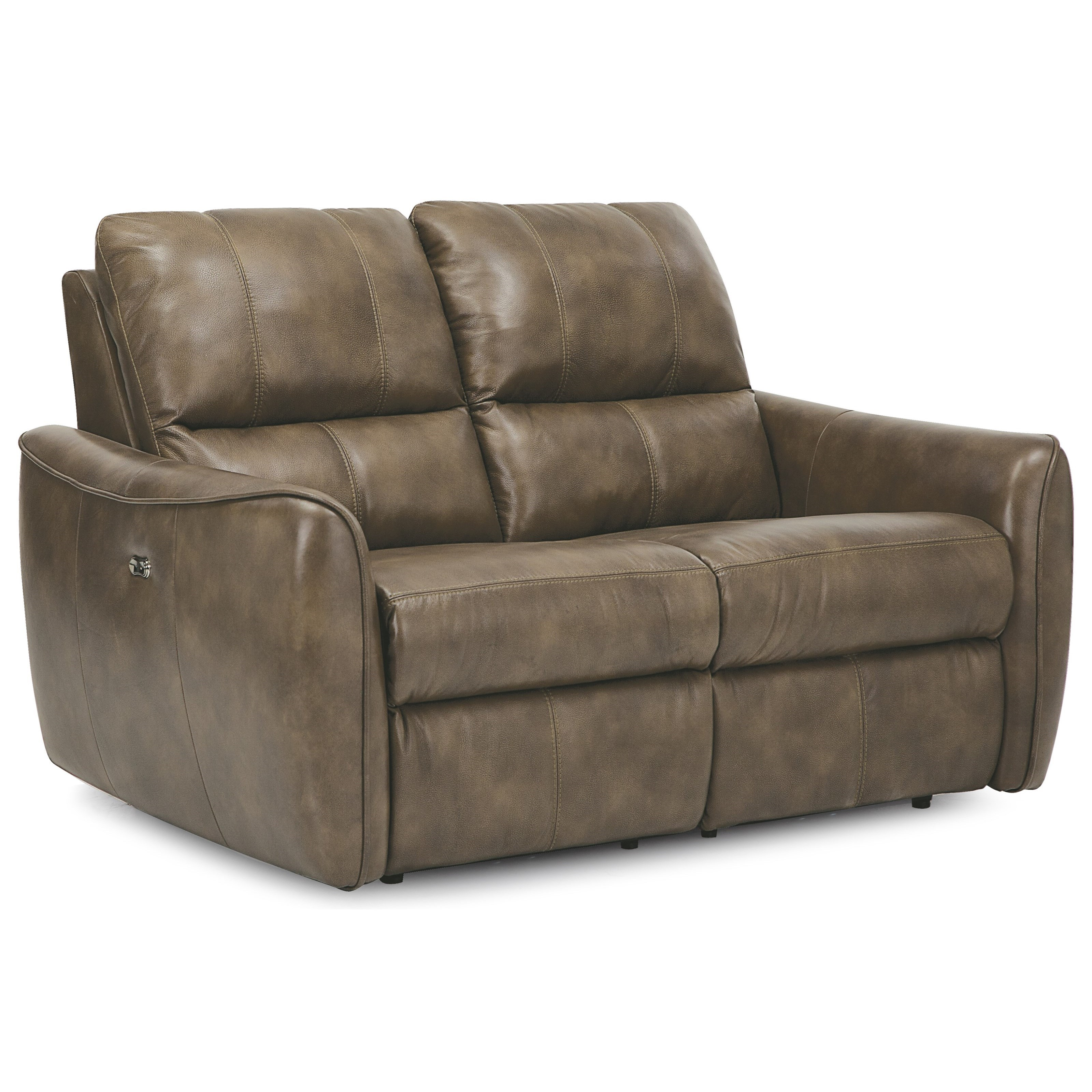 Arlo Loveseat Power Recliner by Palliser at Prime Brothers Furniture