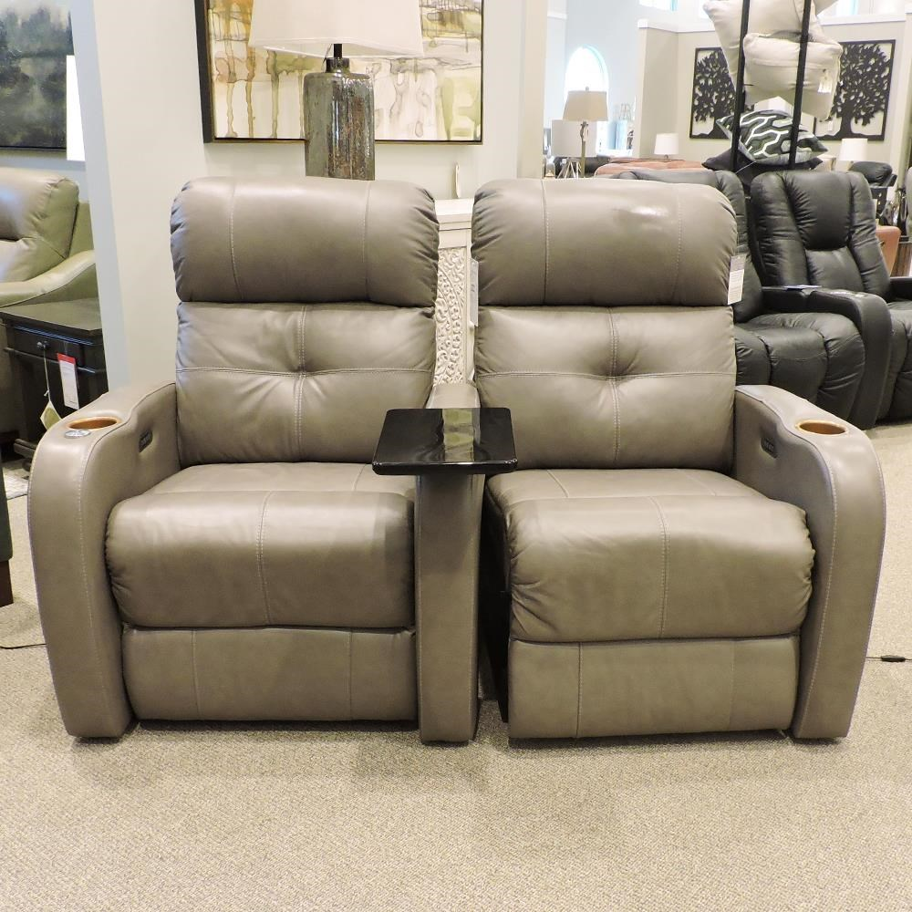 Audio Home Theater Seating by Palliser at Belfort Furniture