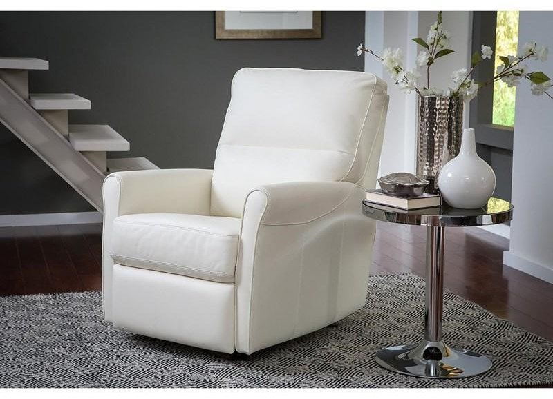 McGee Swivel Recliner by Rockwood at Bennett's Furniture and Mattresses