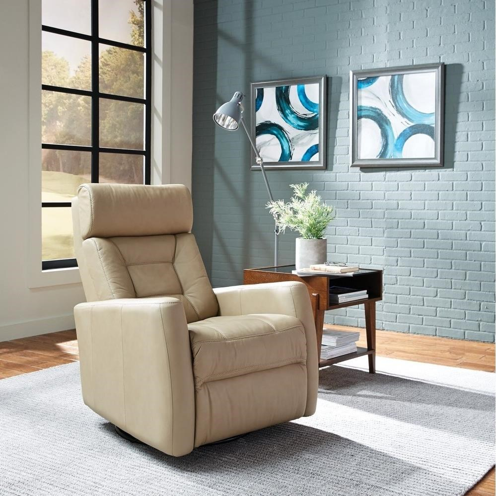 Baltic II Power Swivel Gliding Recliner by Palliser at Upper Room Home Furnishings
