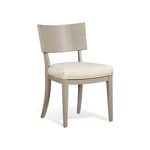 Vista Side Chair/oyster