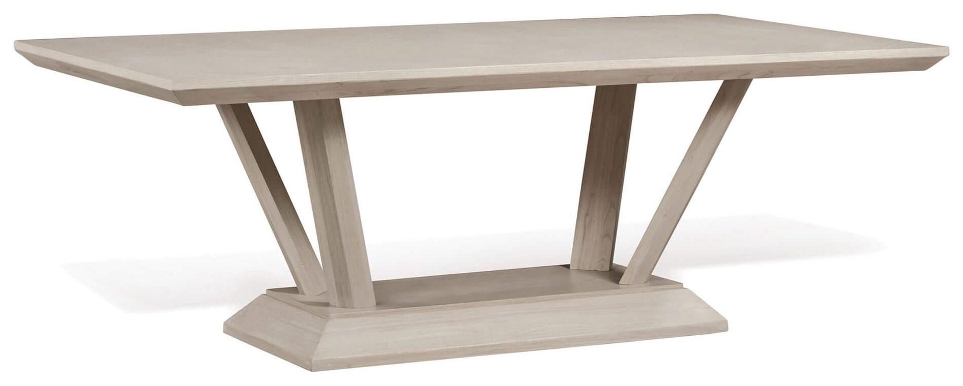 Sarah Richardson Vista Vista Rect.dining Table by Palliser at Stoney Creek Furniture