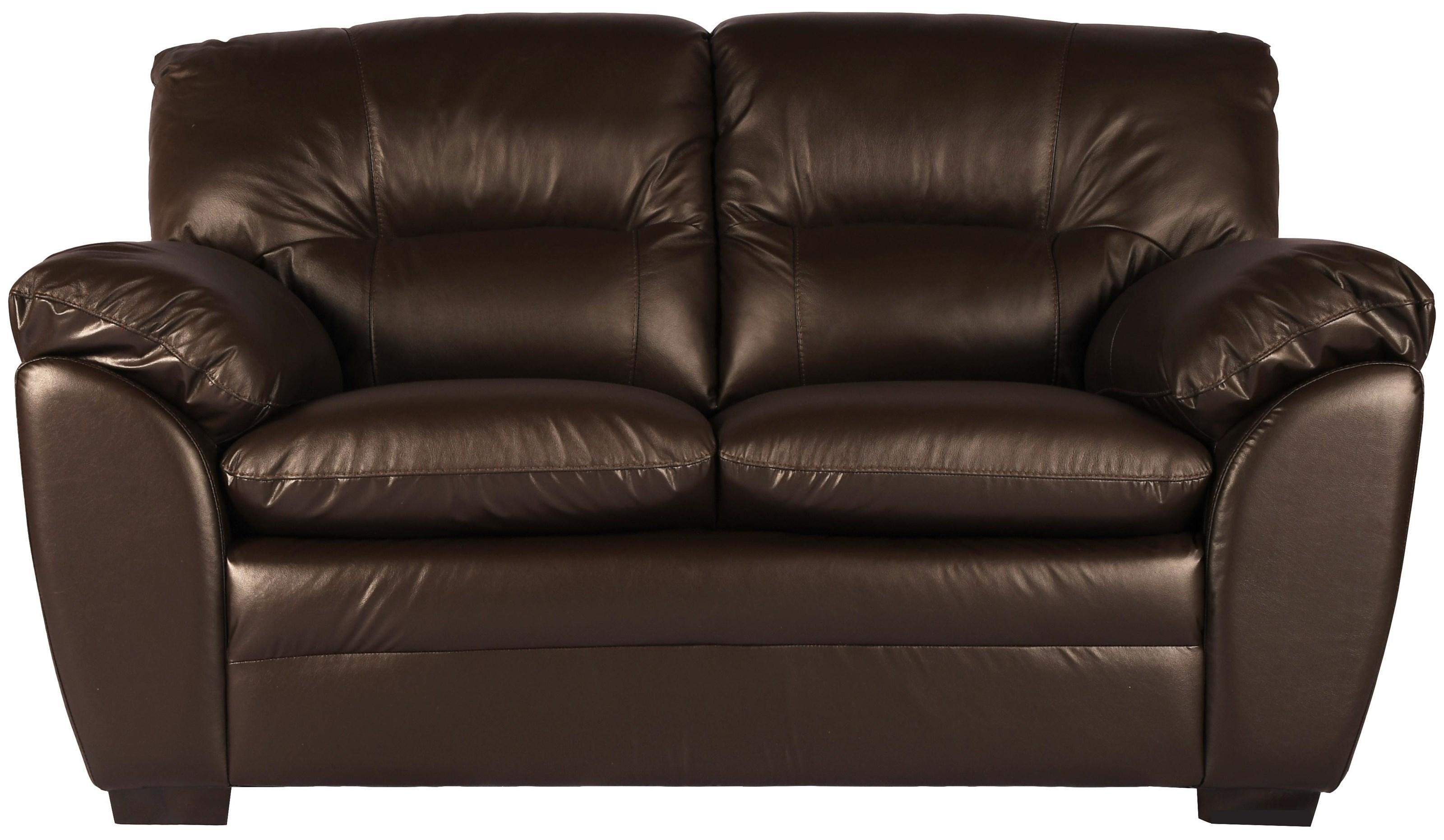 Buckhorn Love Seat by Rockwood at Bennett's Furniture and Mattresses