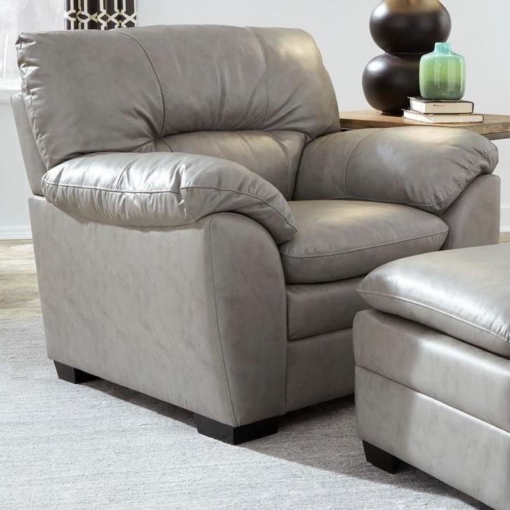 Amisk Chair by Palliser at Jordan's Home Furnishings