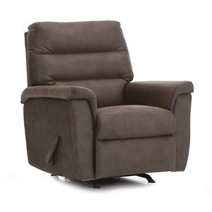 Contemporary Power Rocker Recliner