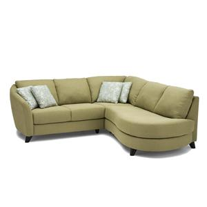 Palliser Alula 77427 Sectional Sofa