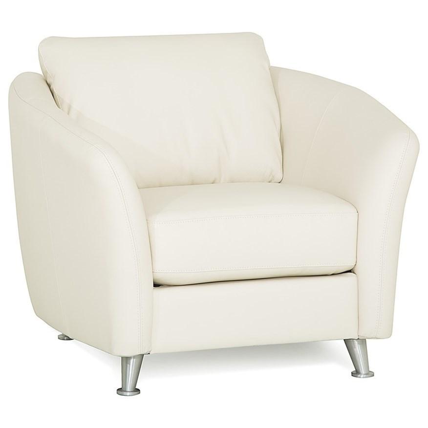 Alula Upholstered Chair by Palliser at Mueller Furniture