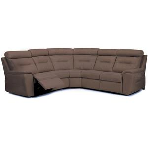 Traditional Reclining Sectional Sofa
