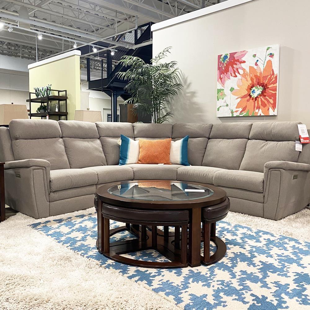 Asher Sectional by Palliser at Belfort Furniture