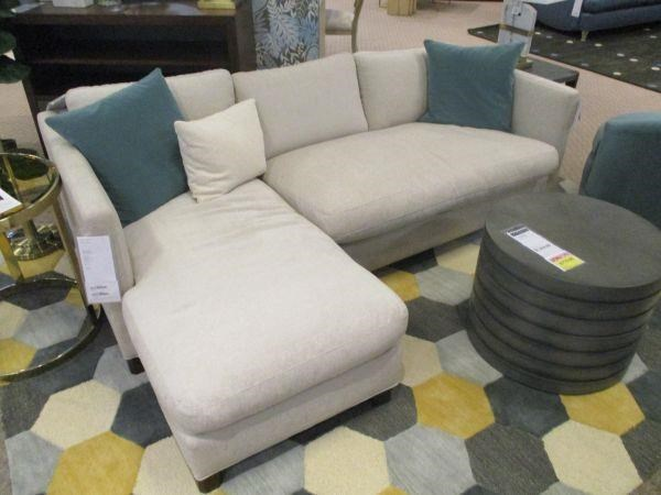 Avenue Left-Facing Chaise Sofa Sectional by Palliser at Stoney Creek Furniture