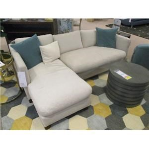 Contemporary Sectional Sofa with Left-Facing Chaise