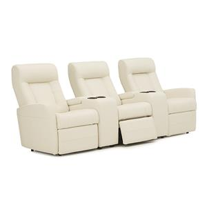 Contemporary Sectional Theater Seating