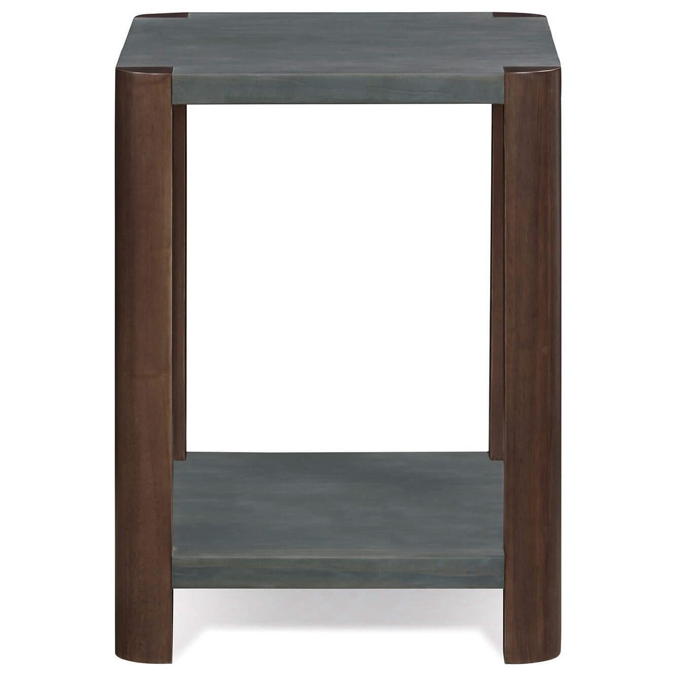 Boulevard End Table by Palliser at Stoney Creek Furniture