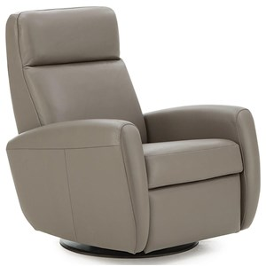 Contemporary Power Wall Saver Recliner