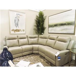 Redwood Reclining  Sectional