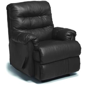 Leather Chaise Lift Recliner