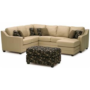 Palliser Corissa 4-Piece Sectional