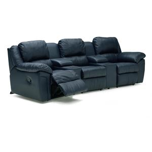 Palliser Daley 41162 Reclining Sectional