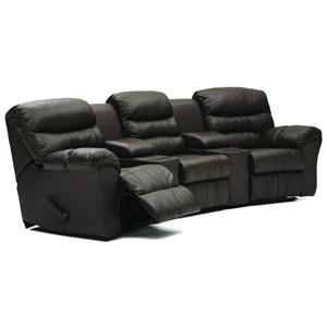 Palliser Durant Curved Home Theater Seating