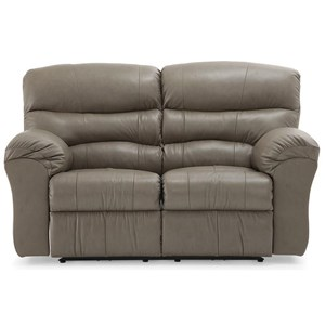 Manual Reclining Loveseat