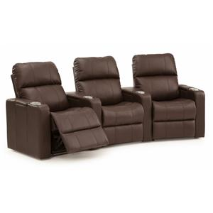 Palliser Elite Three Seat Curved Sectional