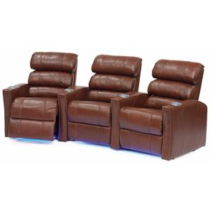 Palliser Feedback Reclining Home Theater Seating