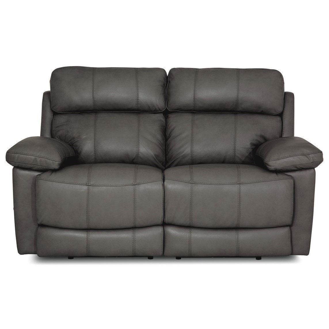 Finley Power Headrest Reclining Loveseat by Palliser at Upper Room Home Furnishings