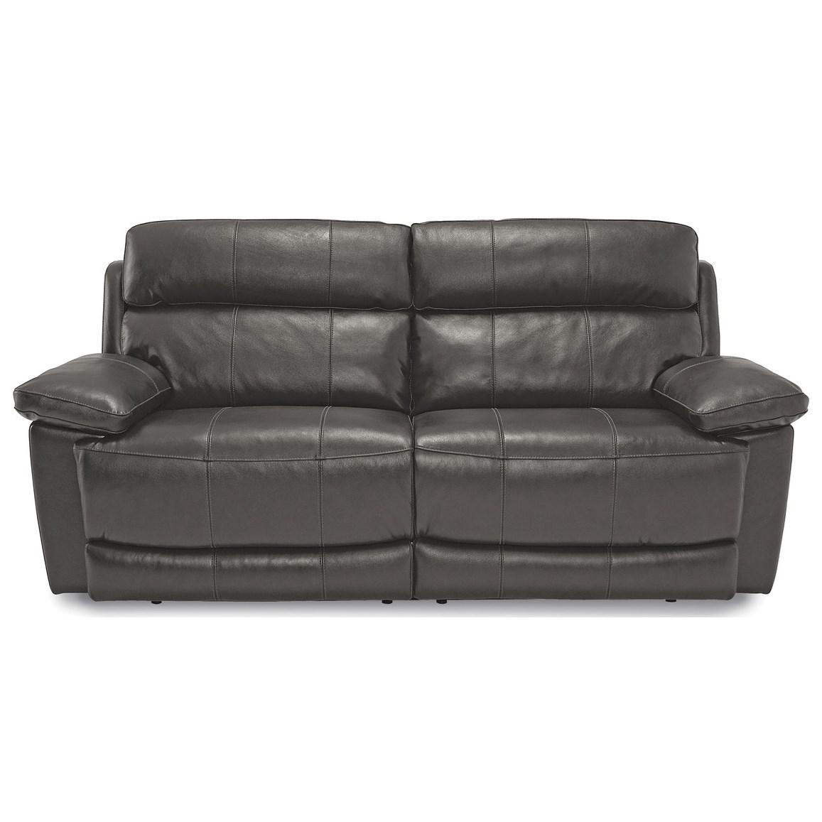 Finley Power Headrest Reclining Sofa by Palliser at Upper Room Home Furnishings