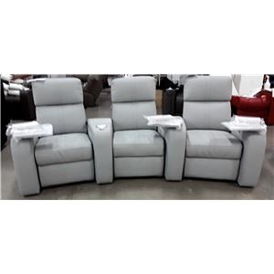 3 PC Power Reclining Home Theatre Sectional