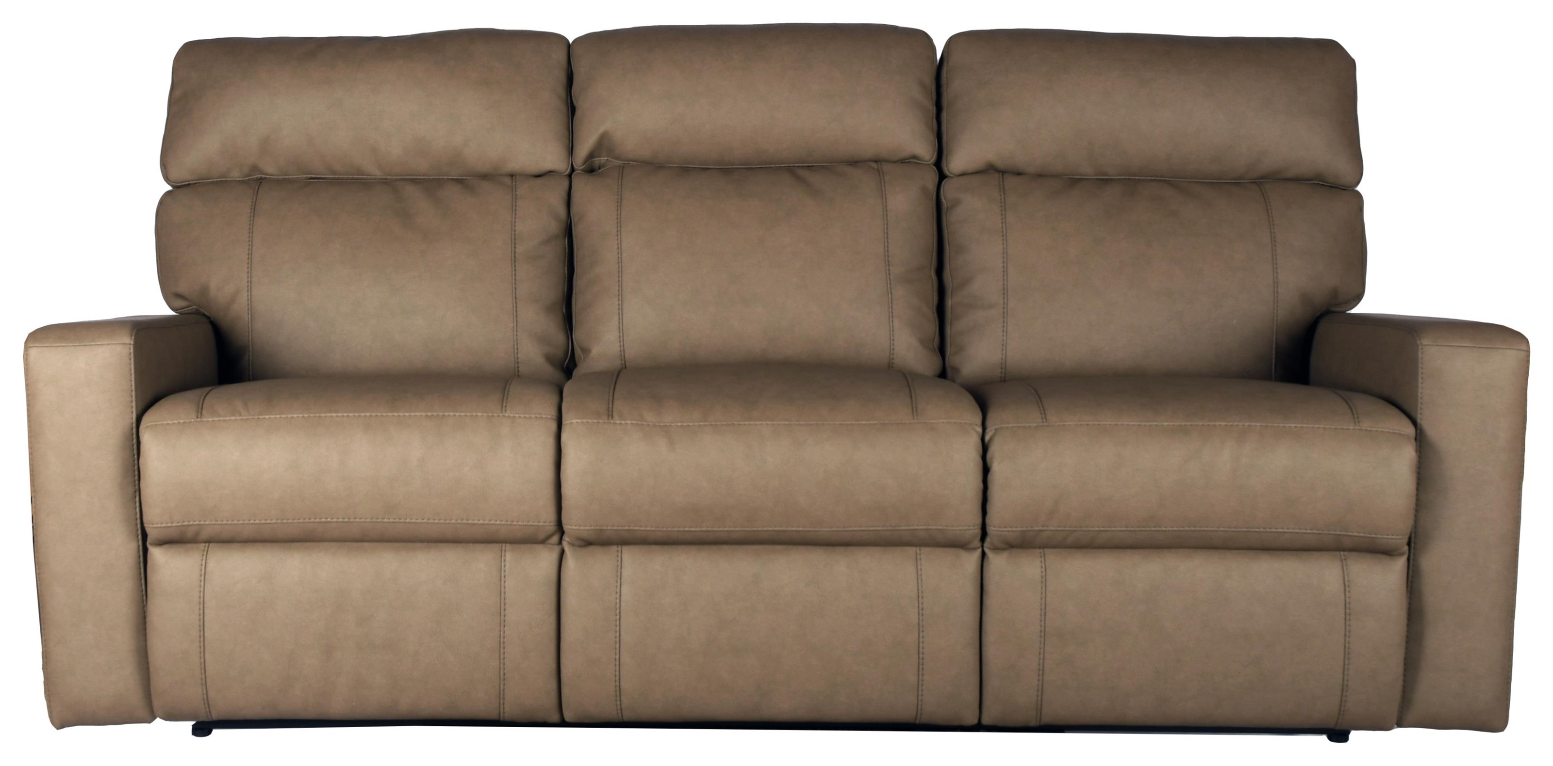 Frontenac Reclining Sofa by Rockwood at Bennett's Furniture and Mattresses