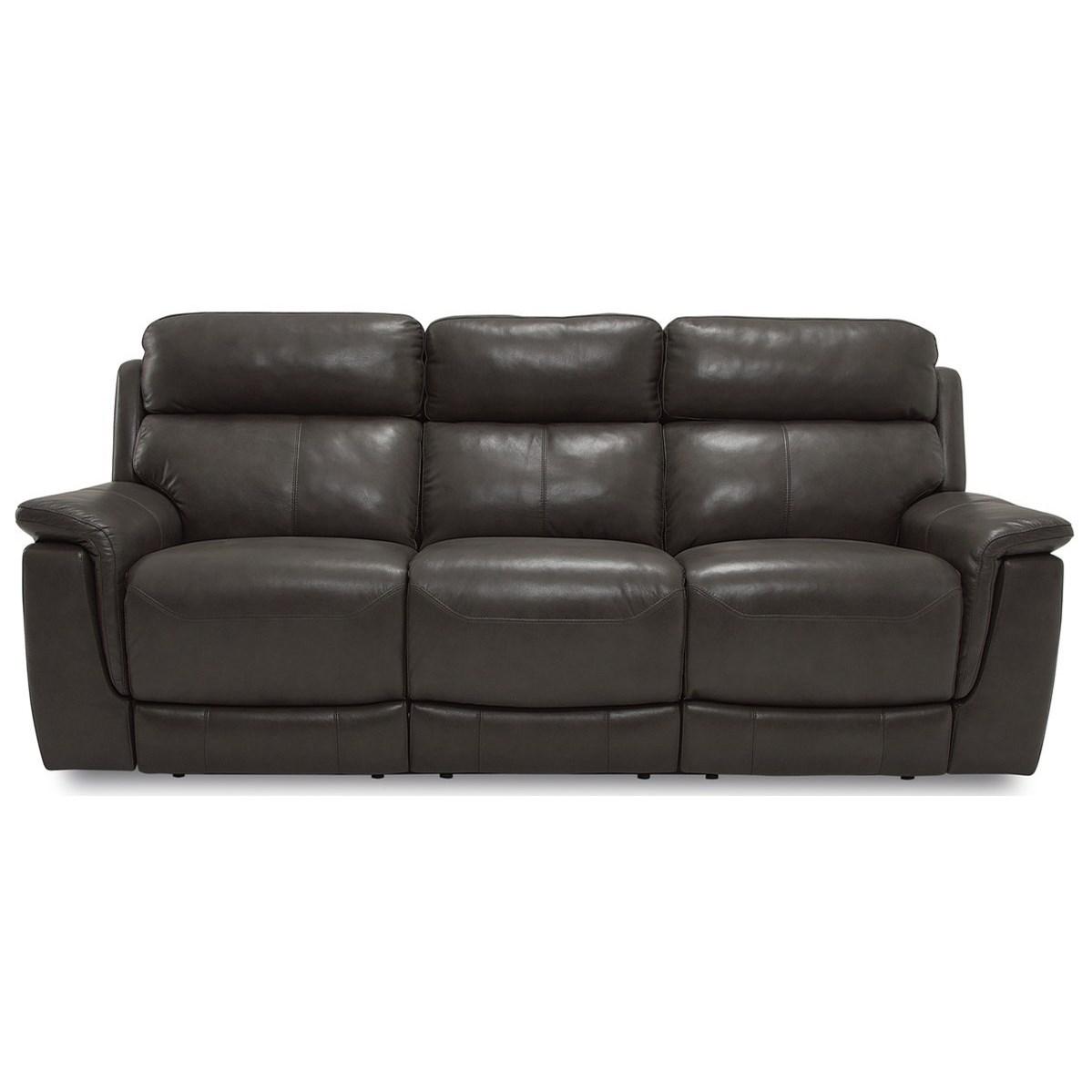 Granada Power Sofa Recliner by Palliser at Darvin Furniture