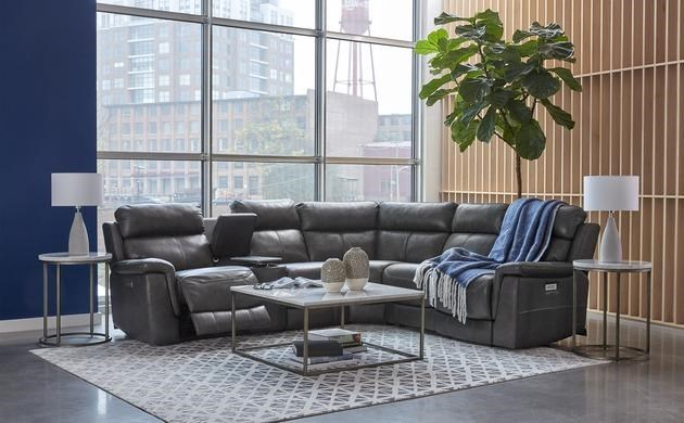 Granada Granada Reclining Sectional by Palliser at Z & R Furniture