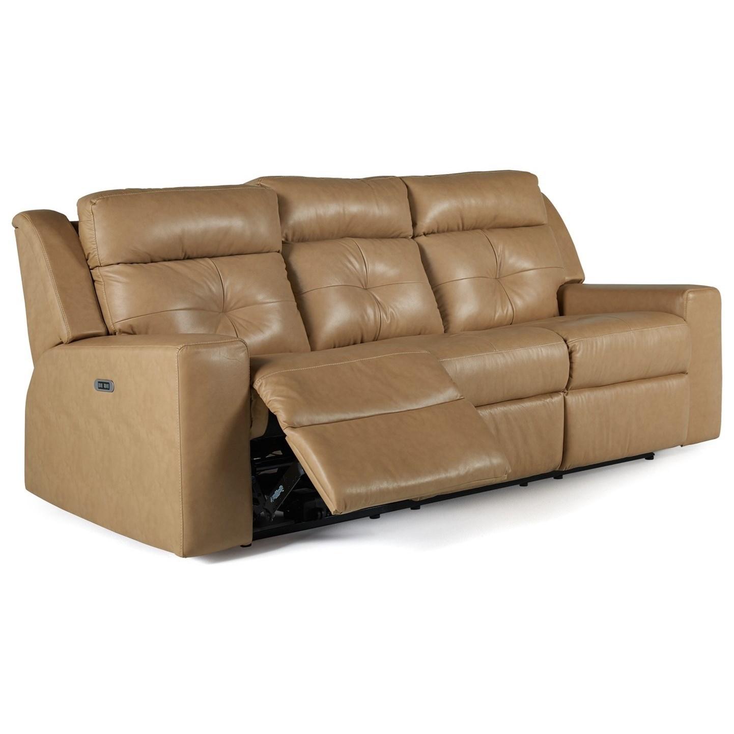 Grove Sofa PwrRecliner w/ Power Headrest by Palliser at Jacksonville Furniture Mart