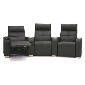 Palliser Indianapolis 3 PC Reclining Sectional