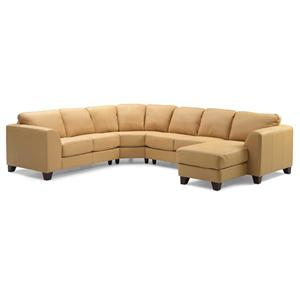 Palliser Juno Elements 77094 Chaise Sectional