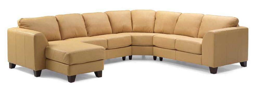 Juno Elements Corner Chaise Sectional by Palliser at Mueller Furniture