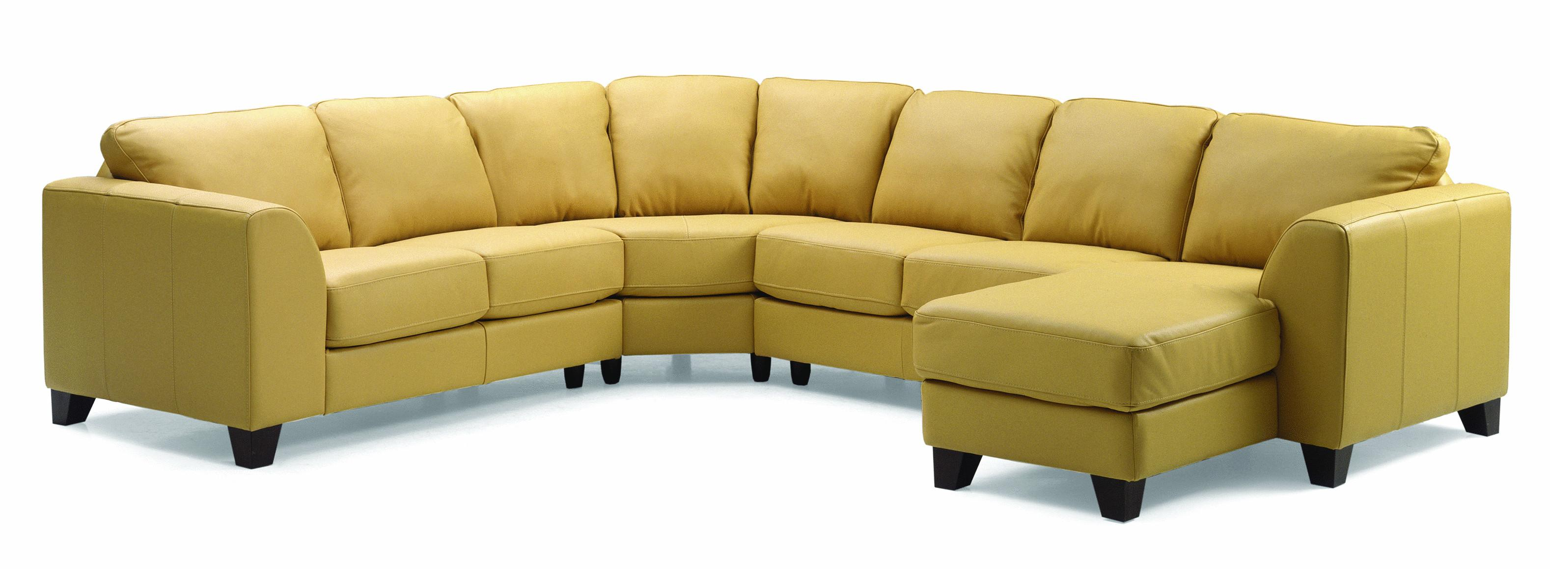 Juno Elements Chaise Sectional by Palliser at Jordan's Home Furnishings