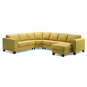 Palliser Juno Elements 77494 Chaise Sectional