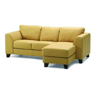 Three Seat Right Facing Chaise Sofa