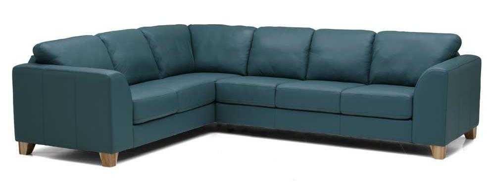 Juno Elements Corner Sectional by Palliser at Belfort Furniture