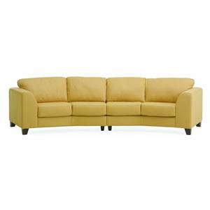 Palliser Juno Elements 77494 Angled Sectional Sofa