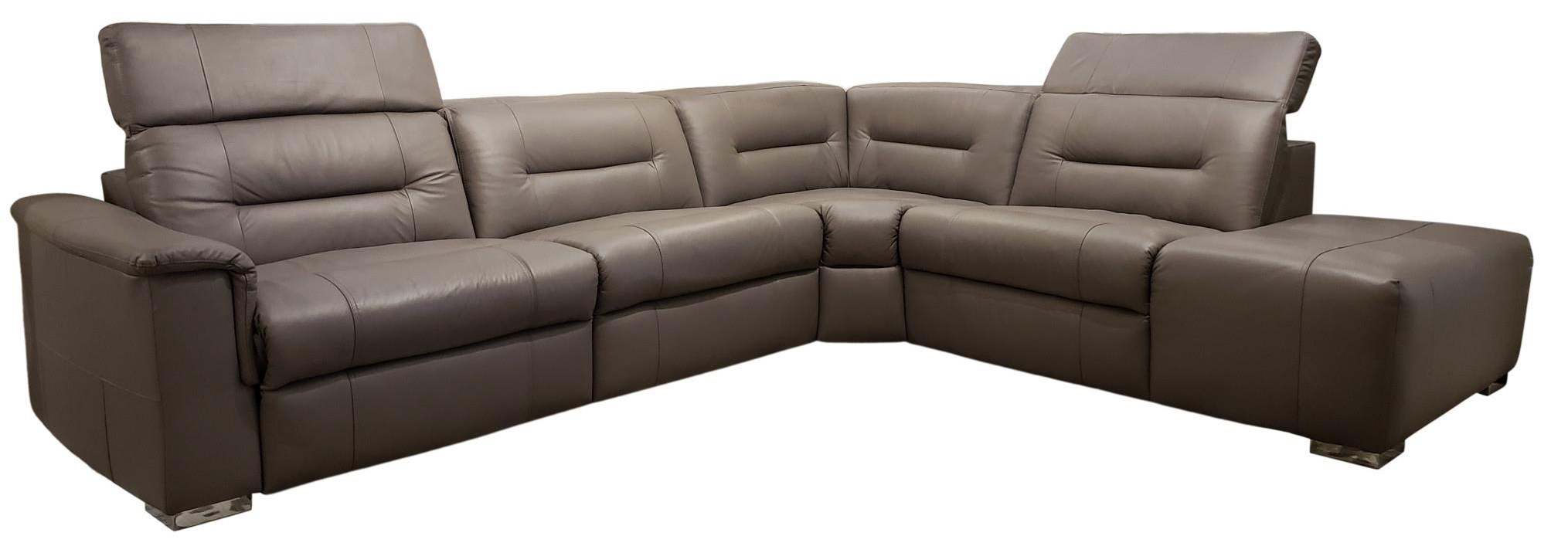 Keoni 4 Pc. Sectional by Palliser at Upper Room Home Furnishings