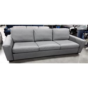 Queen Memory Foam Sleeper Sofa Dax Grey