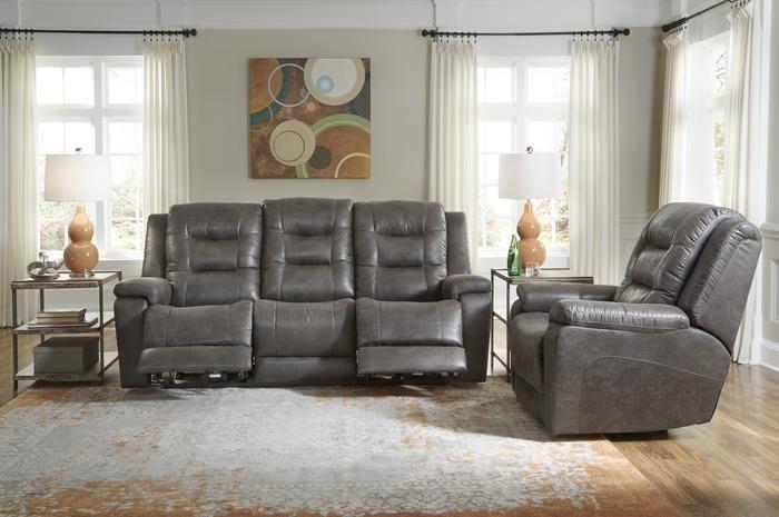 Leighton Power Reclining Sofa by Palliser at Stoney Creek Furniture