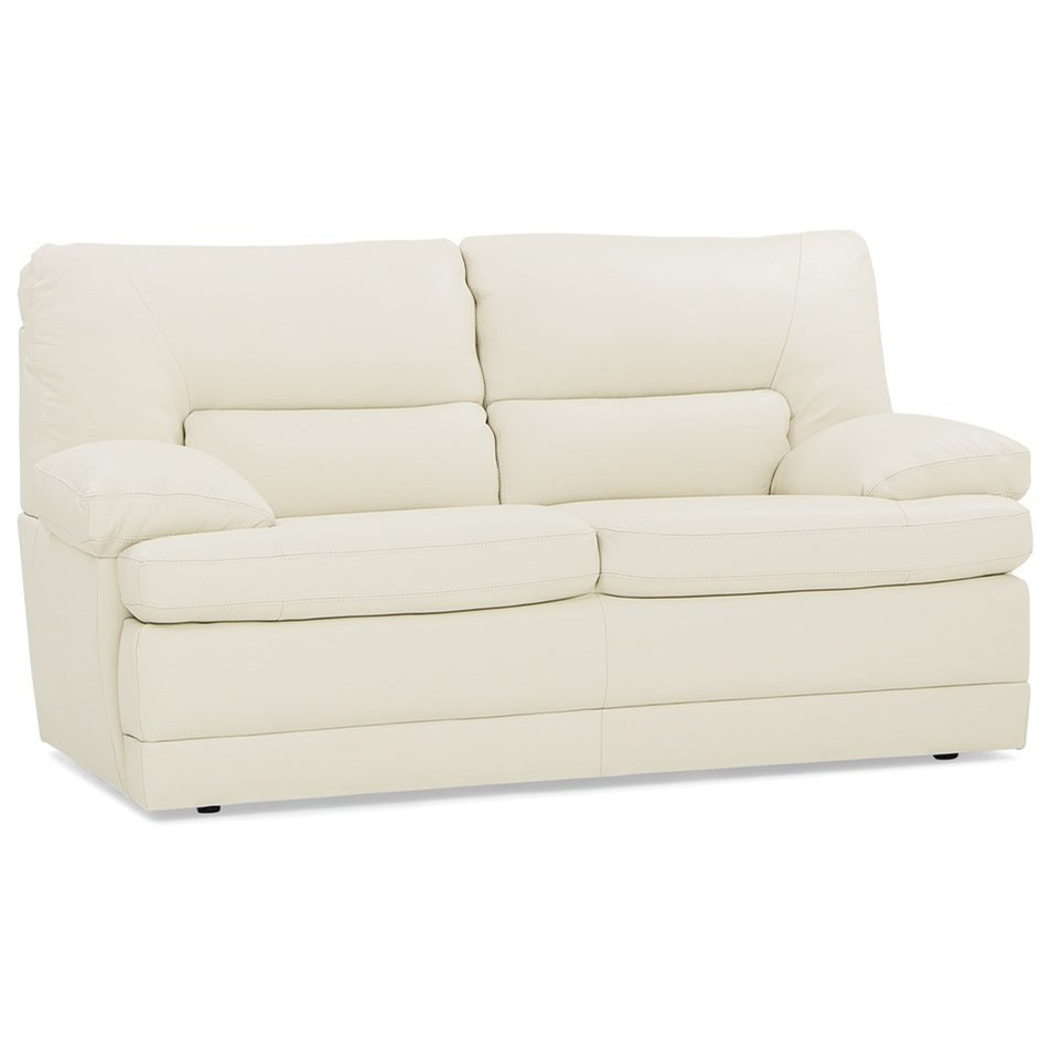Northbrook Loveseat by Palliser at Furniture and ApplianceMart