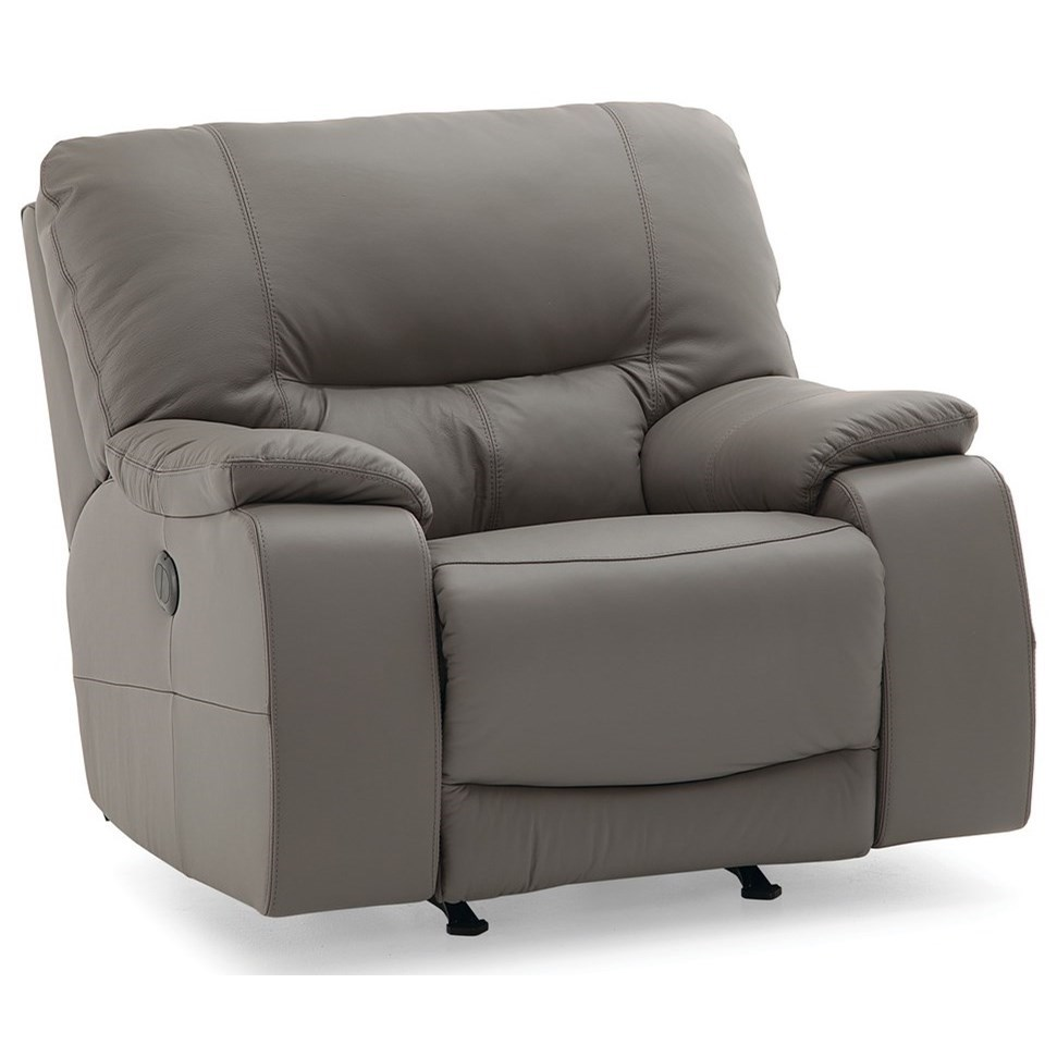 Norwood Manual Wallhugger Recliner by Palliser at Mueller Furniture