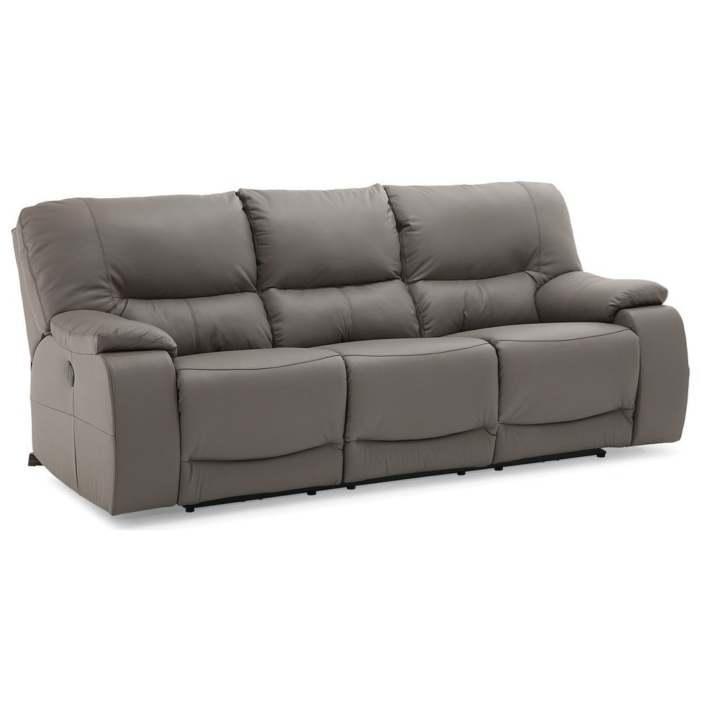 Norwood Power Reclining Sofa by Palliser at Prime Brothers Furniture