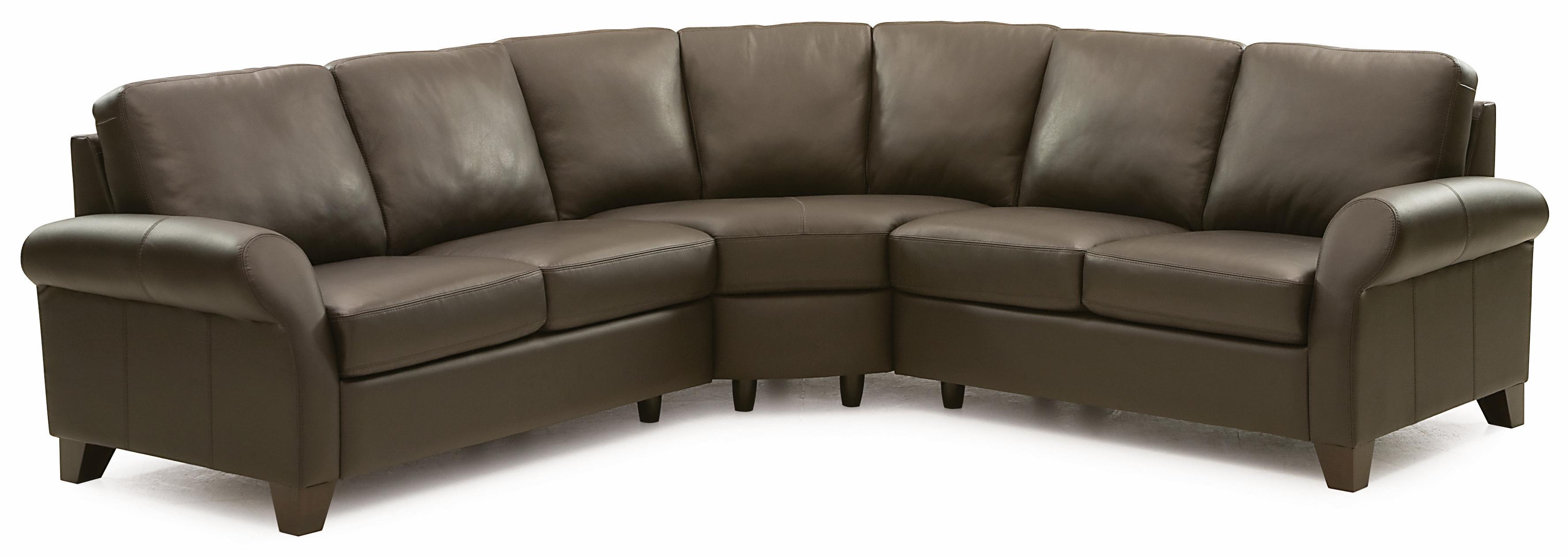 Ottawa 3 pc. Sectional by Palliser at Mueller Furniture