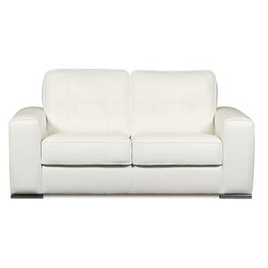 Modern Loveseat w/ Tufting